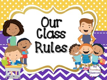Classroom Rules – Phipps, Tammie – West Yadkin Elementary