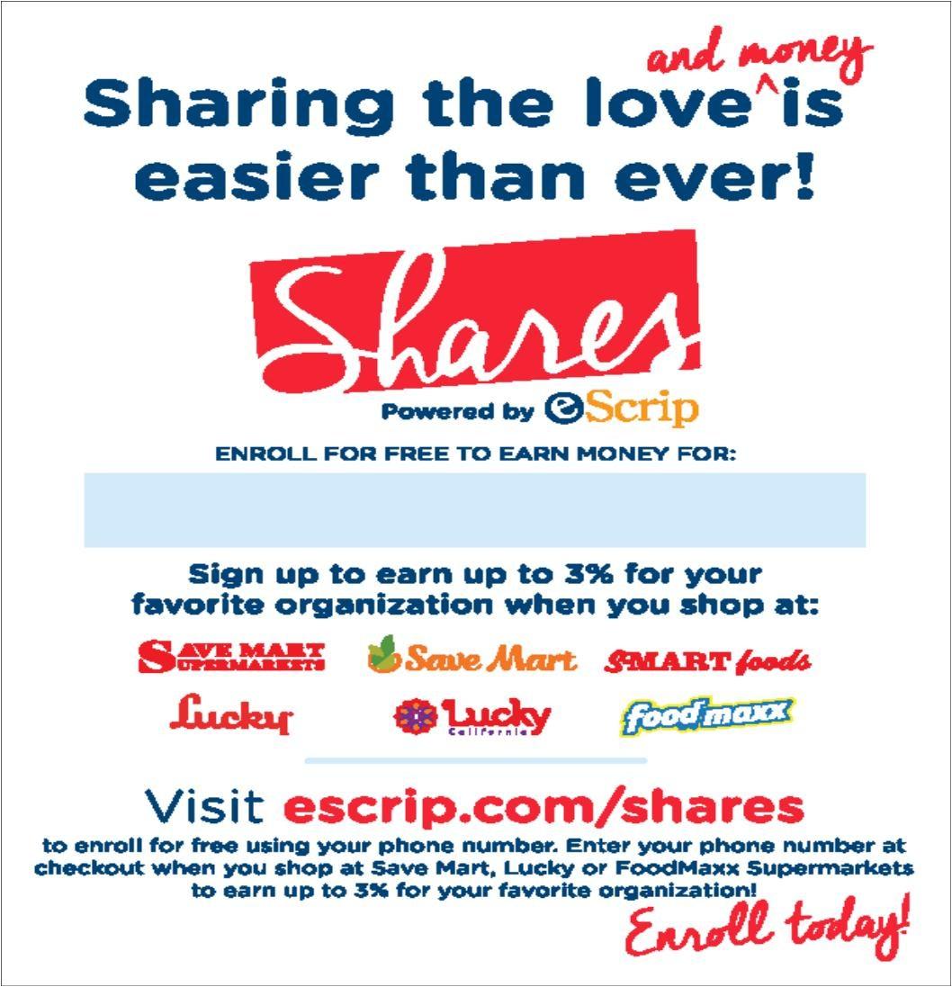 e-Scrip fundraising Info