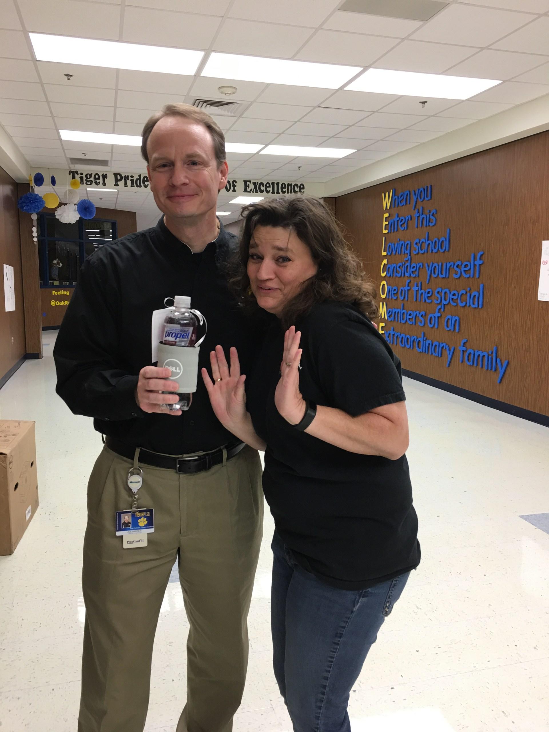 Teacher Appreciation Sisk