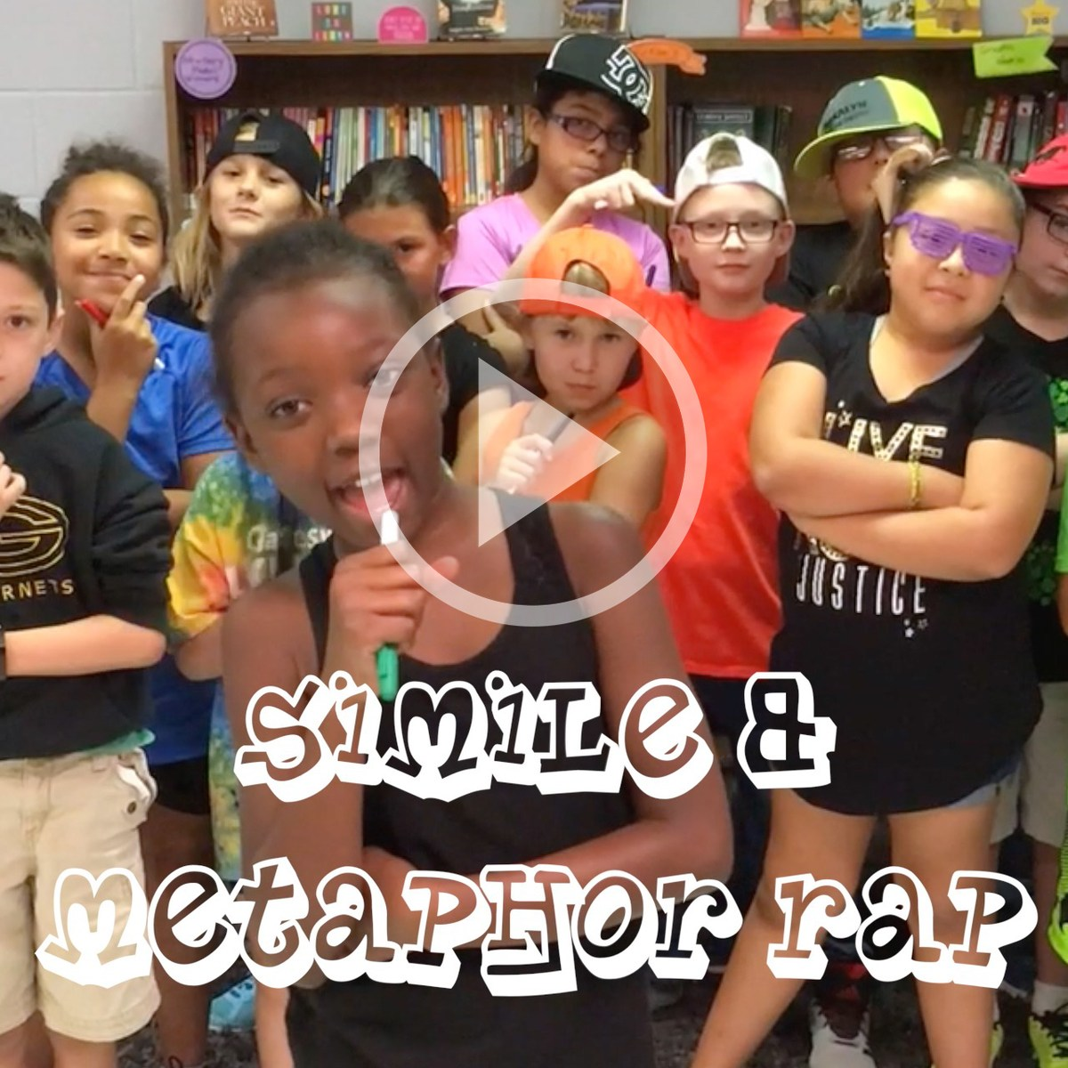 Simile & Metaphor Rap
