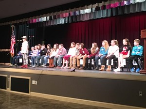 Picture of Spelling Bee Competition