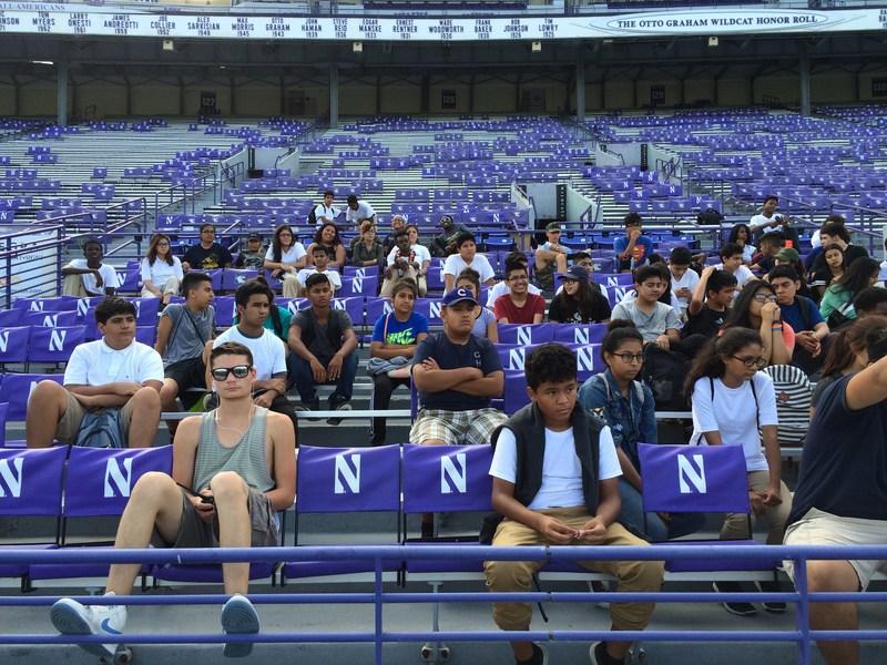 Northwestern Home Game