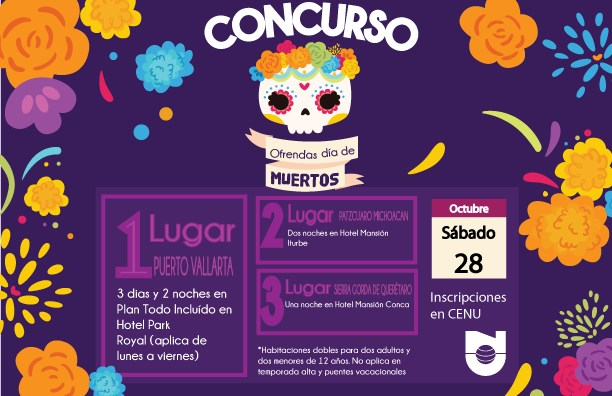 Concurso Ofrendas de Día de Muertos Featured Photo