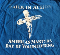 Faith in Action: American Martyrs Day of Volunteering - Saturday, April 13 Featured Photo