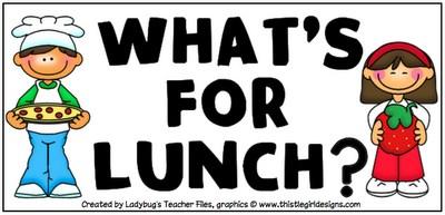 April Lunch Menu Thumbnail Image