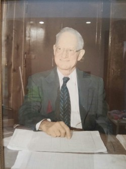 Leo Marcell Portrait