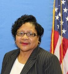 Dr. Brenda Robinson (Assistant Secretary)