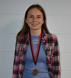 Olivia Spencer - Valedictorian