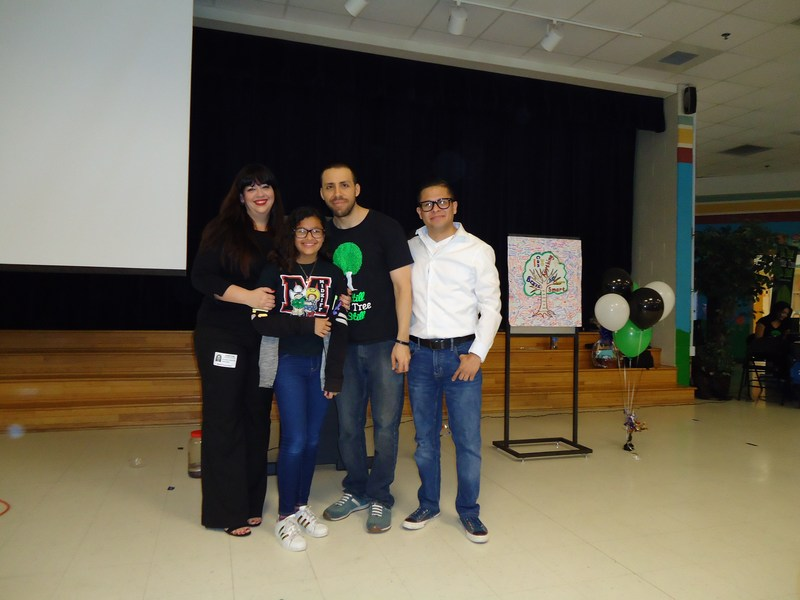 Author Shawn Elliot Russell Surprises student! Featured Photo