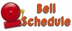 JR. HIGH BELL SCHEDULE 2019-2020 Featured Photo