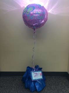 Goody Bag with balloon