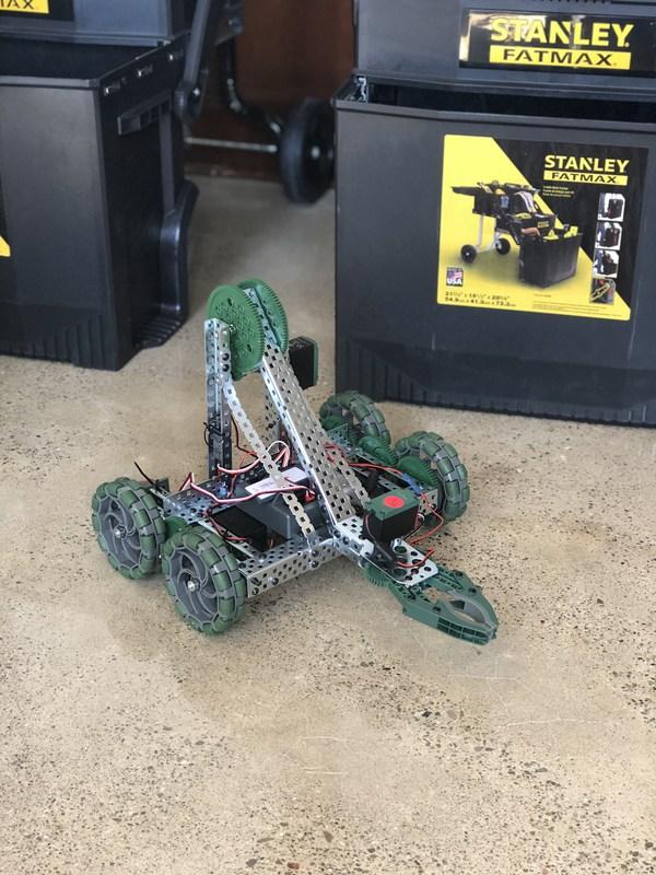 HNHS Robotics Thumbnail Image