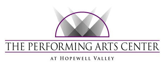 Logo for the Performing Arts Center at Hopewell Valley