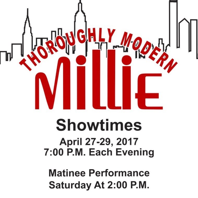 Spring musical now through Saturday Thumbnail Image