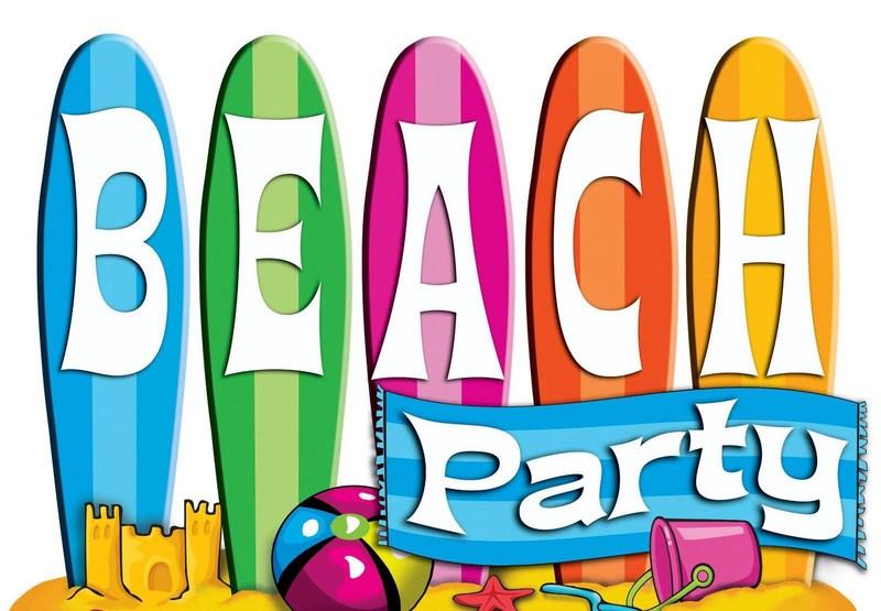 Kindergarten Beach Party
