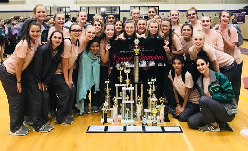 Highlandettes Win Grand Championship Thumbnail Image