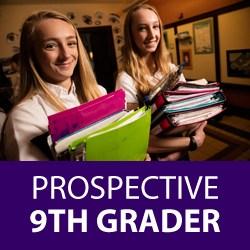prospective 9th grader