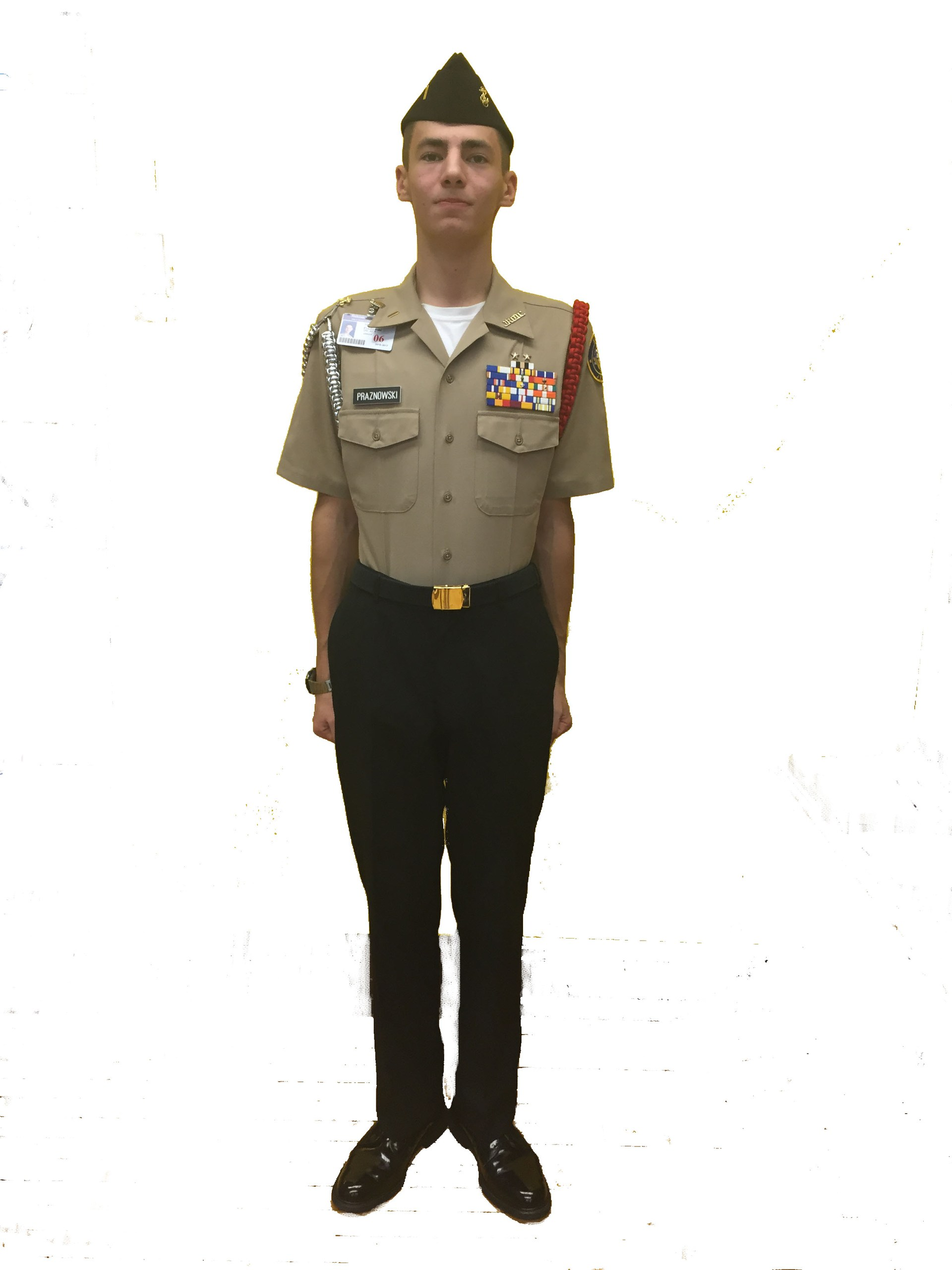men's uniform