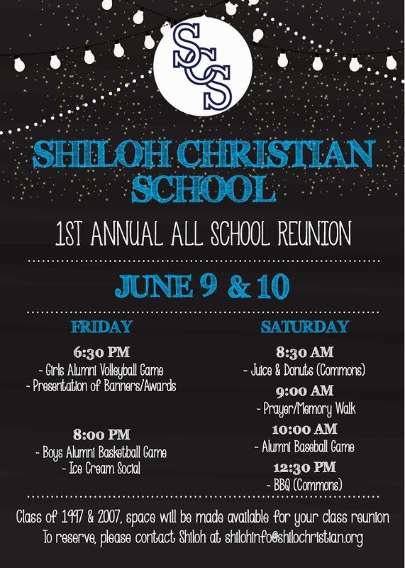 1st Annual All-School Reunion Thumbnail Image