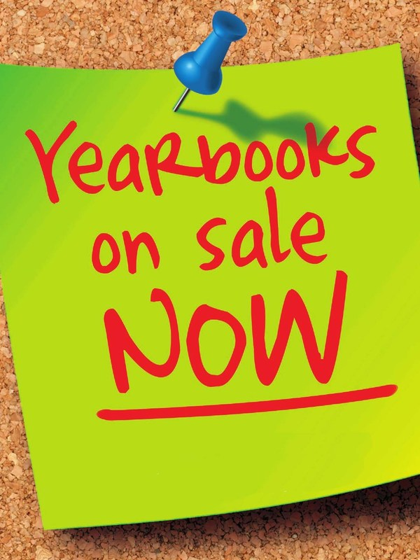 Order Your Yearbook Now! Thumbnail Image