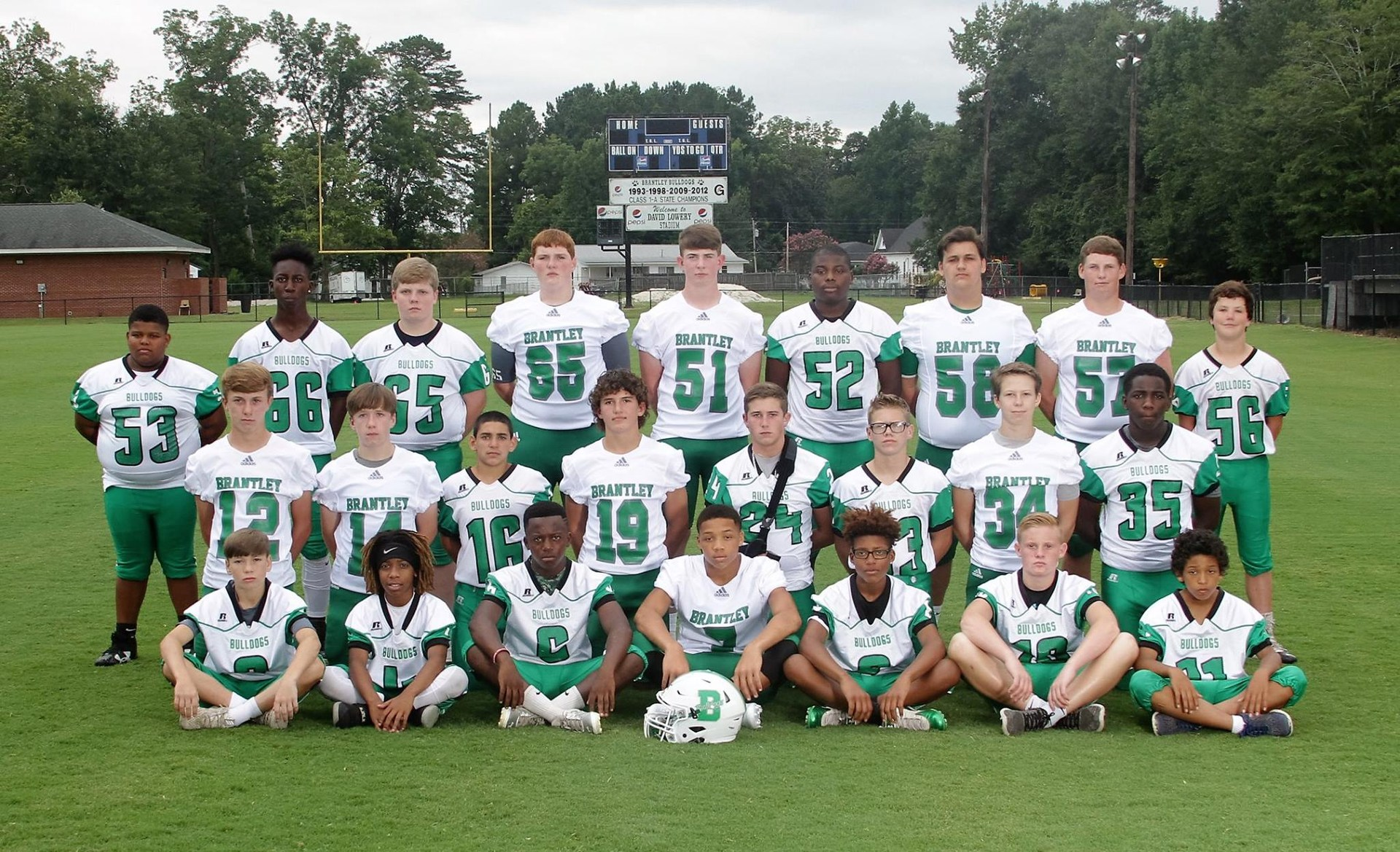 jv football team