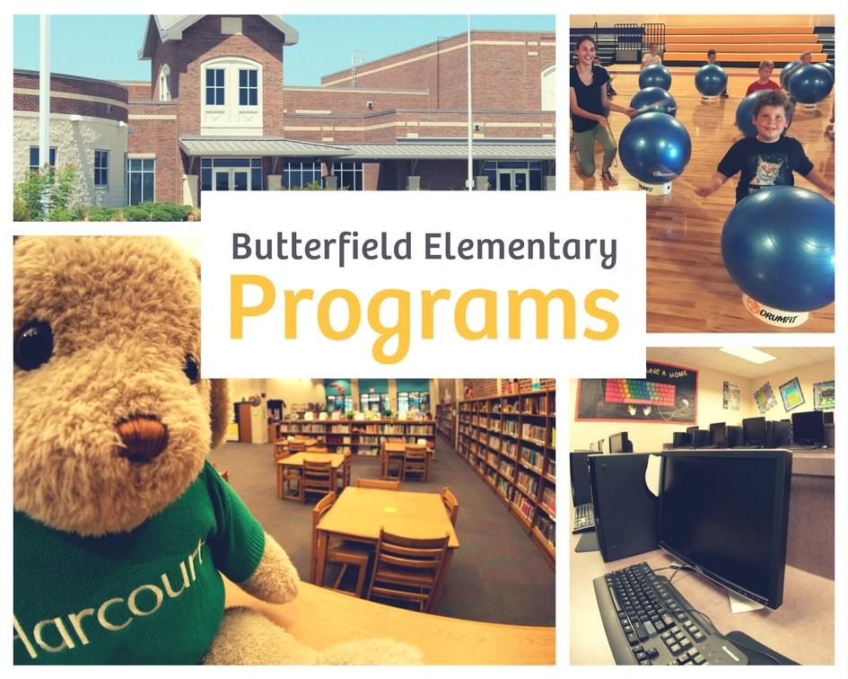Butterfield Elementary Programs