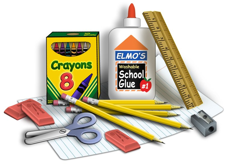 2018-2019 School Supply Lists Thumbnail Image