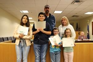 Mayor Youth Award