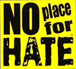 logo for No Place for Hate