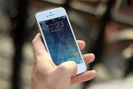 photo of cell phone