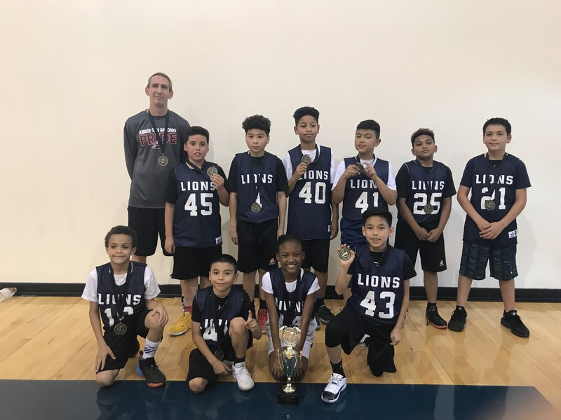 JSA wins  4th/5th grade Jubilee Basketball League Featured Photo