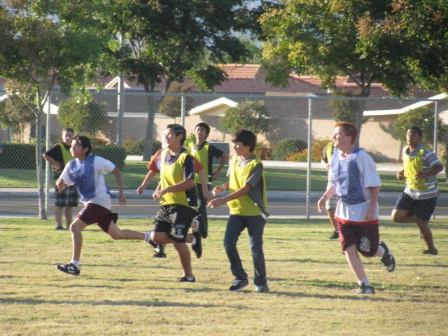 The Zone Ultimate Frisbee