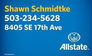 Allstate Shawn Schmidtke logo
