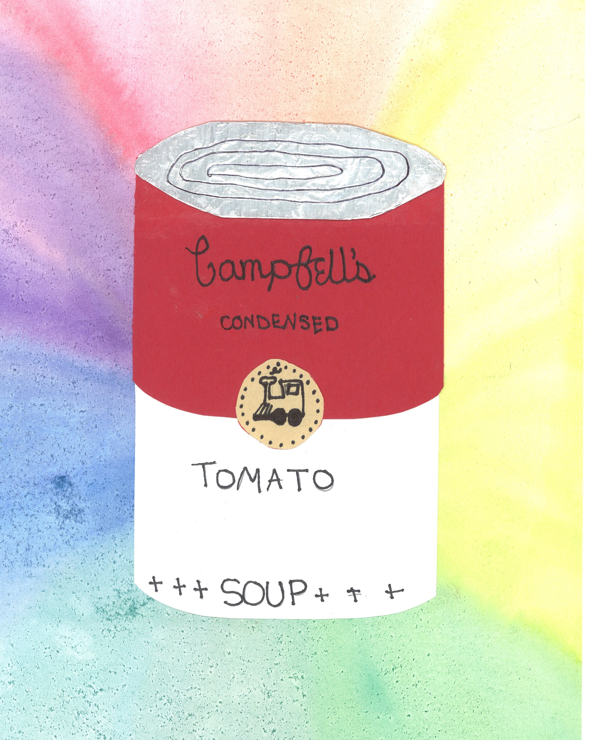 3rd Grader Tomato Soup