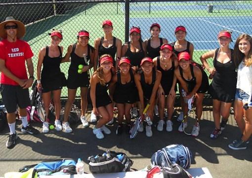 PVHS Girls' Tennis