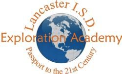 logo image - exploration academy lancaster isd