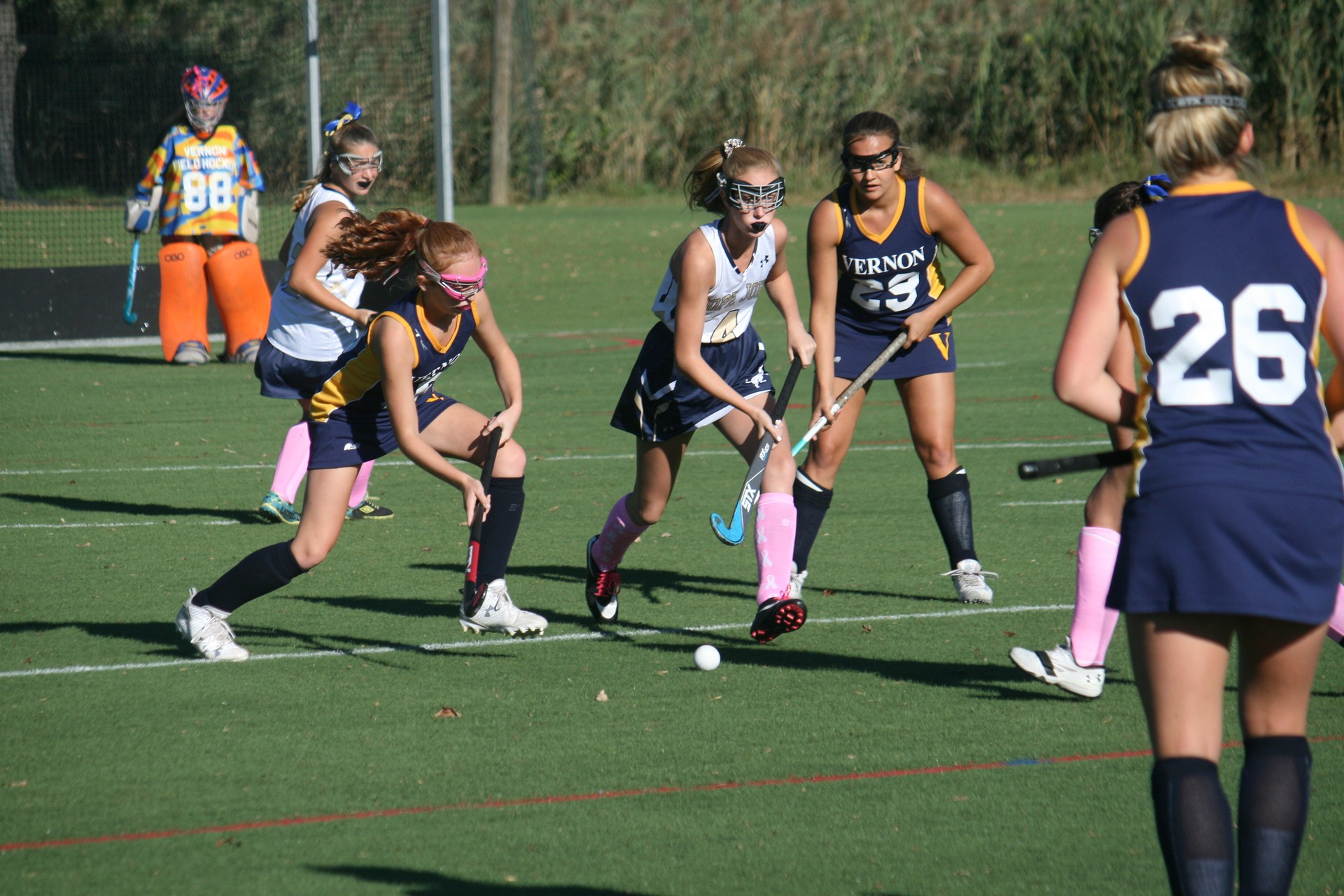 PJ field hockey