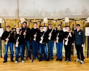 CCHS Varsity Rifle Team win Junior Olympics State Championship