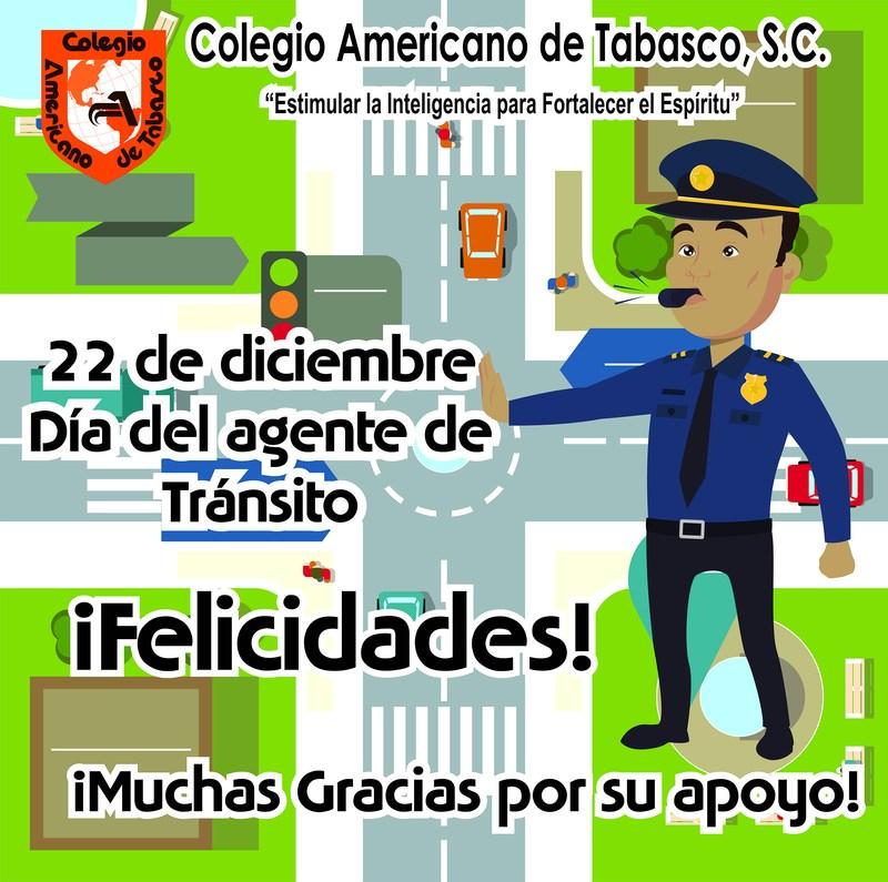 Día del agente de tránsito Featured Photo