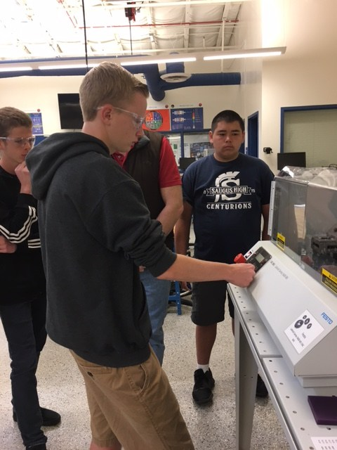 Manufacturing and Product Design Career & College Readiness Hart District