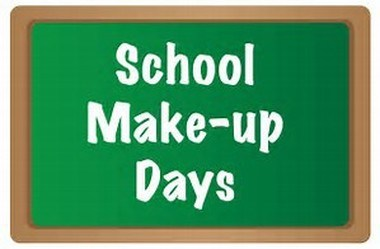 School Calendar Adjusted to Make Up Missed Days Thumbnail Image