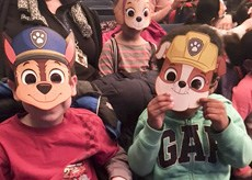 Paw Patrol at MSG