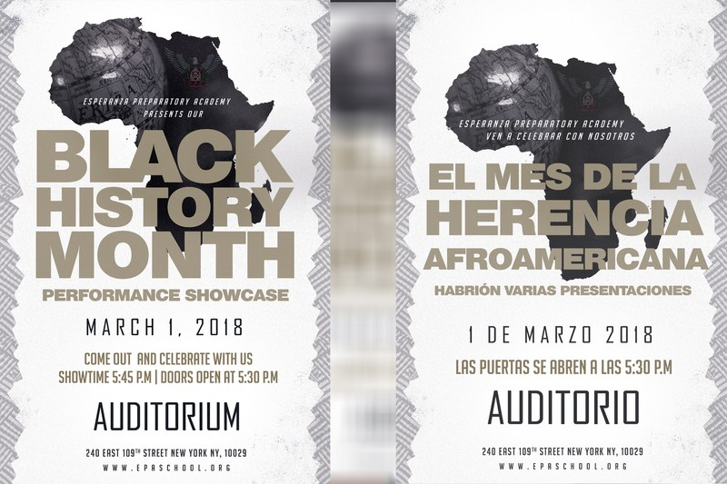 Black History Month Performance Showcase