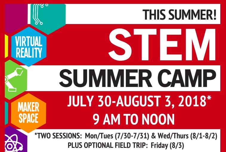 2018 Dartmouth STEM Summer Camp Featured Photo
