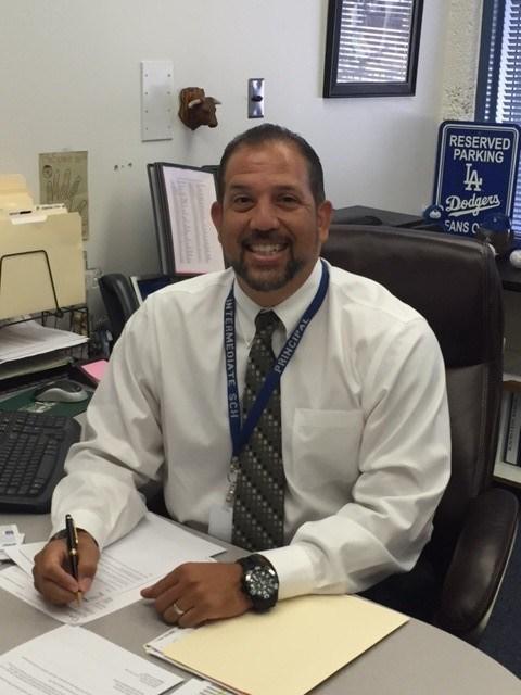 Dr. Splane, Principal