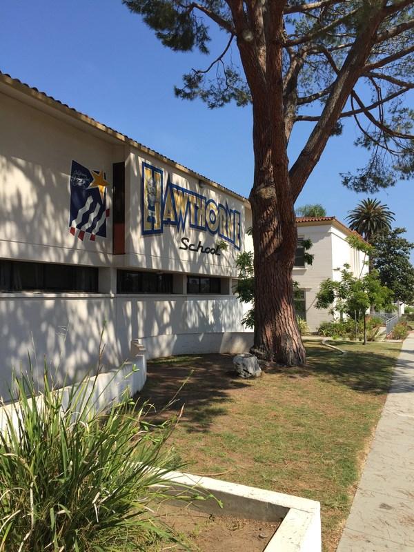 Hawthorne Middle School Retains California