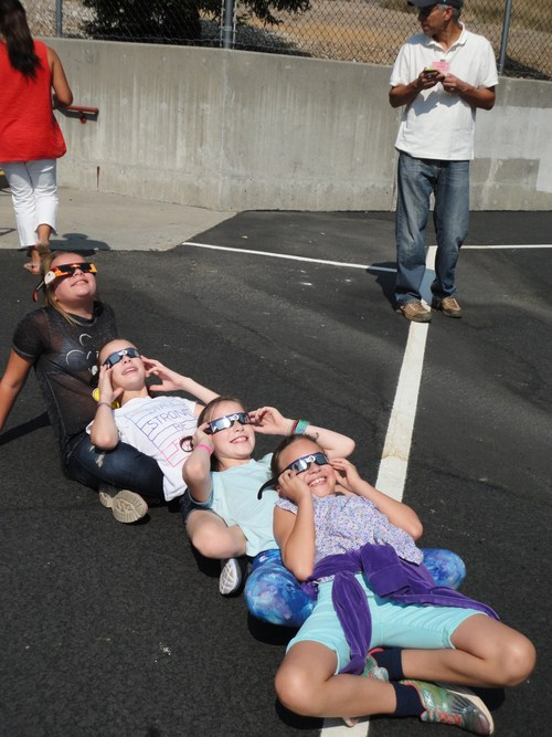 We are too cool in our shades!
