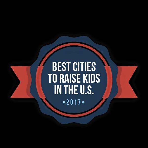 Best Cities to Raise Kids in the US