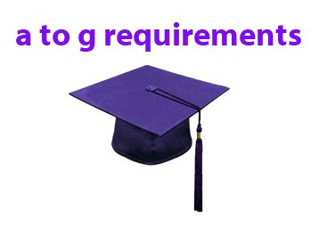 A to G Requirements