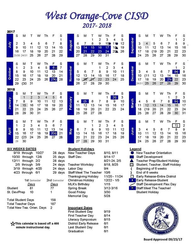 Decorative photo: calendar
